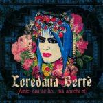 Loredana Berte amici 2016 cover front