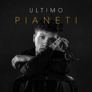 Ultimo Pianeti lbum front cover