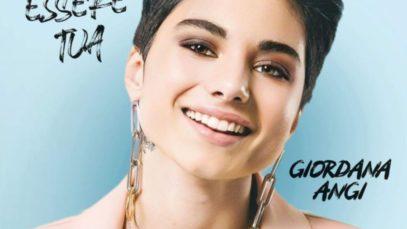 Giordana Angi - Voglio essere tua album cover